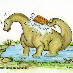 Branchiosauro